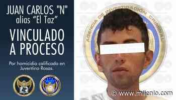 """Vinculan a proceso a """"El Taz"""" por homicidio del diputado Juan Antonio Acosta Cano - Milenio"""