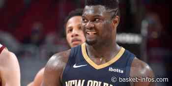 Énorme chantier de Zion, Brandon Ingram clutch, New Orleans enchaîne à Cleveland avec un 4e quart décisif ! - Basket Infos