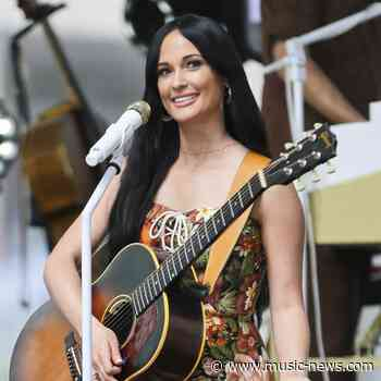 Kacey Musgraves makes new romance Instagram official