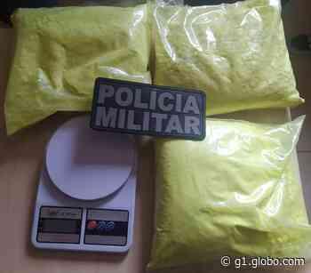 PM apreende 2,5 kg de ecstasy em Barcarena, no Pará - G1