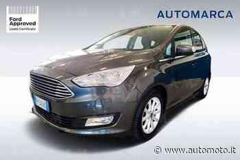 Vendo Ford C-Max 1.5 TDCi 120CV Start&Stop Titanium usata a Silea, Treviso (codice 8857066) - Automoto.it