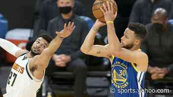 Steph Curry's record night gives Warriors hope for stretch run