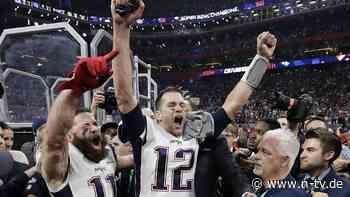 Vom Quarterback zum Receiver: Verletzung zwingt Bradys Ex-Waffe zum Ende