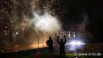 Biden gedenkt der Opfer: Spielabsagen nach tödlichen Polizeischüssen