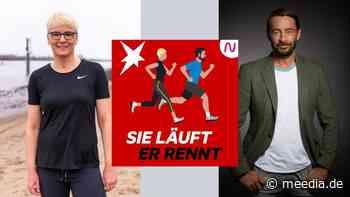 """""""Sie läuft. Er rennt."""": """"Stern"""" startet Lauf-Podcast"""