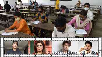 After Bollywood celebs like Sonu Sood, Raveena Tandon and others express concern for safety of school students, Maharashtra postpones board exams - Times of India