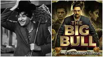 How greed became good: From Shree 420 to The Big Bull, Bollywood's evolving relationship with money - The Indian Express