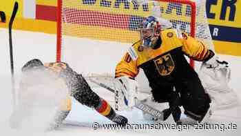 """NHL-Startorwart Grubauer: Stützle-Potenzial """"unglaublich"""""""
