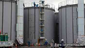 Fukushima: Japan will verseuchtes Wasser ins Meer leiten