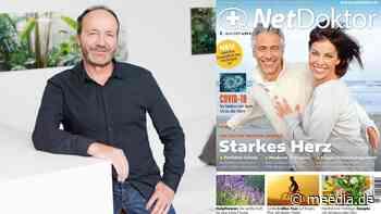 """Burda bringt erste Ausgabe der """"Netdoktor""""-Zeitschrift"""