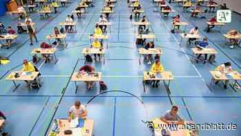 Schule: Hamburgs Abiturienten stehen vor ihren großen Prüfungen