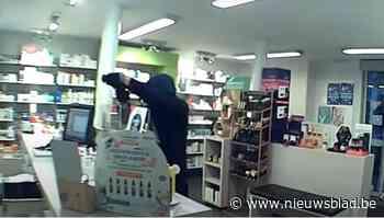 Politie zoekt naar eerder klungelige overvallers die Jetse apotheker beroven