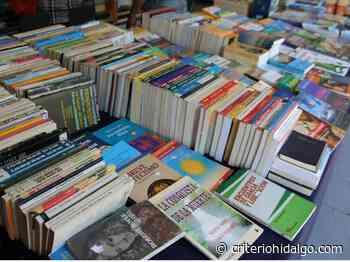 Celebrarán feria virtual del libro en San Bartolo - Criterio Hidalgo