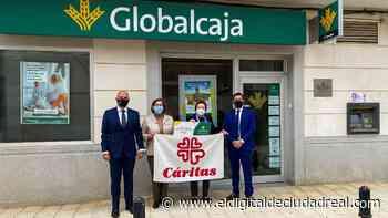 Globalcaja colabora con Cáritas en Viso del Marqués - El Digital de Ciudad Real