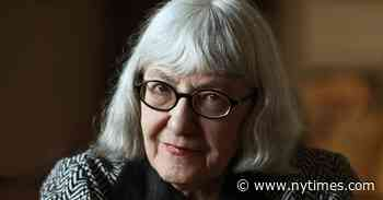 An Old Man's Youthful Fascinations Animate Cynthia Ozick's New Novel