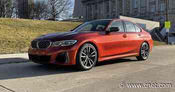 2021 BMW M340i review: A just-right sport sedan     - Roadshow