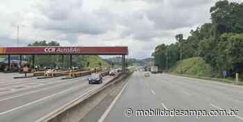 Acidente entre veículos causa lentidão na rodovia dos Bandeirantes em Caieiras - Mobilidade Sampa