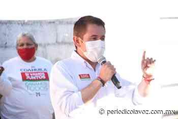 """""""REFORESTAREMOS SAN BUENAVENTURA"""" - Periódico La Voz"""