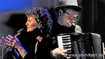 Konzert im Livestream: Bühne frei: Sängerin Julia Kock singt Edith Piaf