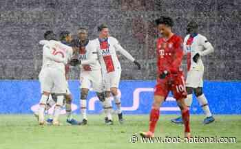 PSG : le groupe pour le Bayern