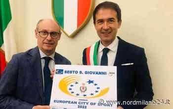 Sesto San Giovanni, Città Europea dello Sport 2022: a Roma la consegna della targa - Nord Milano 24