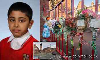 Oversized trainers may have killed schoolboy, 10, inquest hears