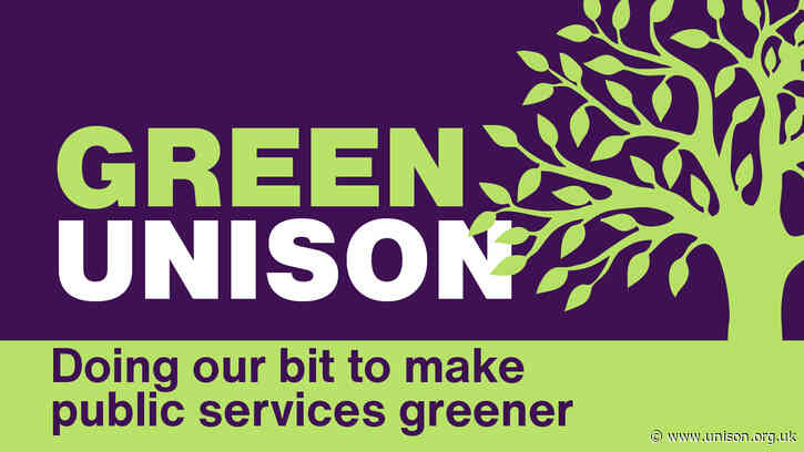 Join UNISON for a series of green events