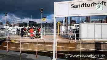 HafenCity: Wasserleiche bei Arbeiten nahe der Elbphilharmonie entdeckt