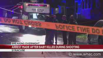 Report: Man facing murder charge in Syracuse shooting that killed an 11 month-old