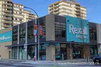 Rexall Drugs to close its New Westminster store - The Record (New Westminster)