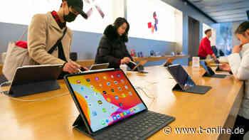 Neue iPads: Siri plaudert Termin für das nächste Apple-Event aus