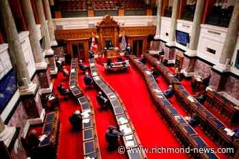 British Columbia government looks toward 'brighter future' in throne speech - Richmond News