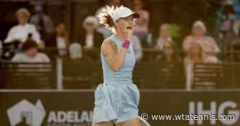 Iga Swiatek talks psychology, pressure and legacy with Mikaela Shiffrin - WTA Tennis