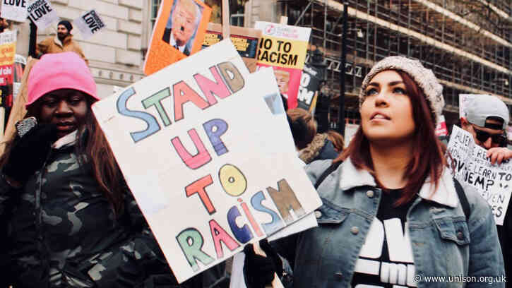 UNISON to help lead union response to the racism report