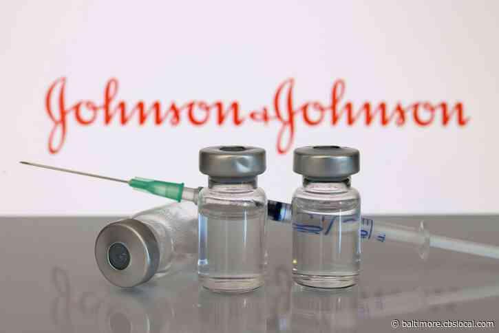 FDA, CDC Recommend 'Pause' For Johnson & Johnson COVID-19 Vaccine Over Clot Reports