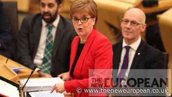 Sturgeon attacks Westminster decision over Holyrood Bills - The New European