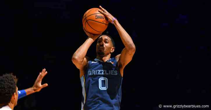 Finally, the Grizzlies have shooters