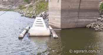 Ação de vandalismo deixa população de Parelhas sem abastecimento de água - Agora RN