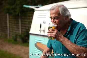 Mobile pub visits Surrey care home to celebrate easing of lockdown - Chelmsford Weekly News