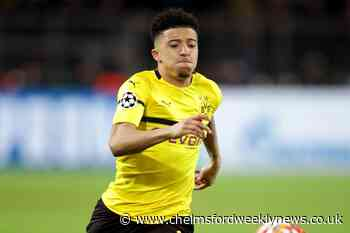 Jadon Sancho ruled out of Champions League clash with Manchester City - Chelmsford Weekly News
