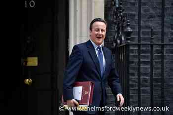 MPs to vote on establishing parliamentary investigation into Cameron's lobbying - Chelmsford Weekly News