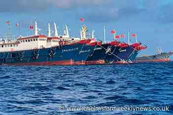 Philippine officials summon Chinese ambassador over reef dispute - Chelmsford Weekly News