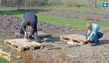 Gemeinschaftsgärten in Rastede: Jetzt wird auch in Nethen geackert - Nordwest-Zeitung