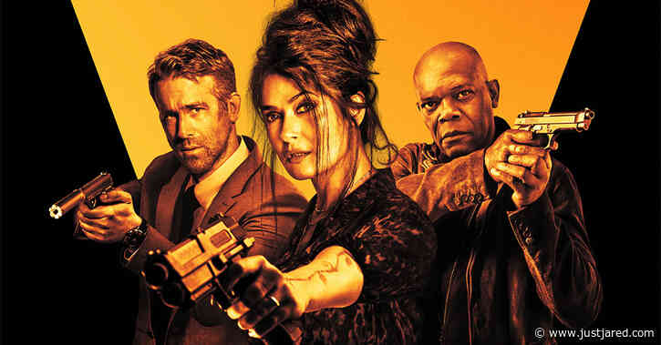 'The Hitman's Wife's Bodyguard' Trailer Debuts & Is Jam-Packed with Action - Watch Now!