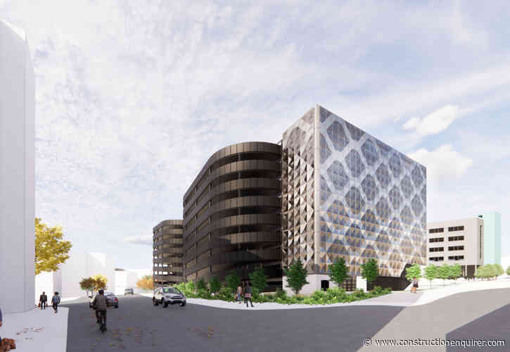 Willmott Dixon bags £23m futuristic Gateshead car park