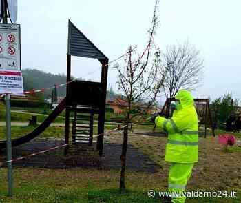 San Giovanni. Riaprono parchi e giardini pubblici. Tolti i nastri - Valdarno24