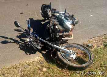 Motociclista morre em Porto Ferreira após colisão frontal na SP-215 - G1