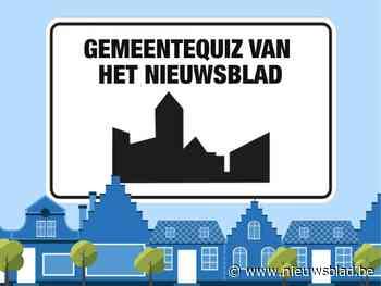 Hoe goed ken jij Sint-Lievens-Houtem? Test het nu in onze app. - Het Nieuwsblad