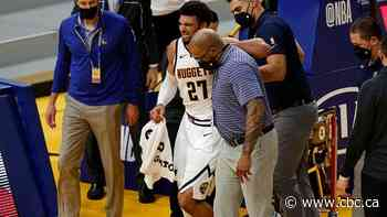 Jamal Murray knee injury might be bad news for Canada's Olympic basketball hopes