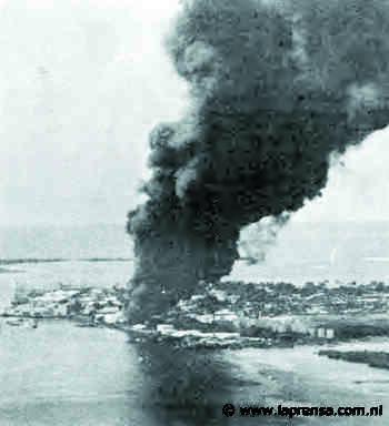 Siguiente >> El ataque de la CIA a los tanques de Corinto en 1983 - La Prensa (Nicaragua)